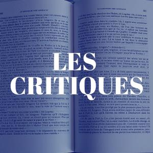 Les Critiques