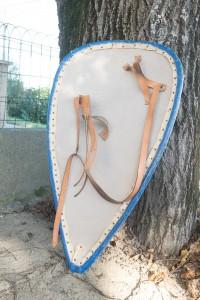 3. Intérieur bouclier