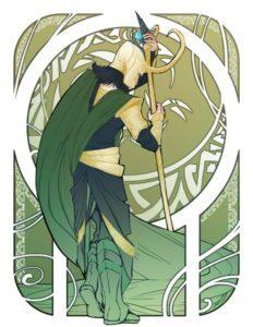 2016-MAY-Tricksters-nouveau-Loki-by-shakusaurus-232x300
