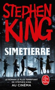 Simetierre, Stephen King