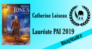 Aiden Jones lauréat du PAI 2019